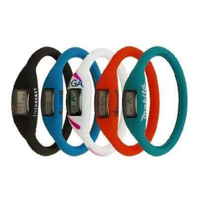 SILICON SPORTS WATCH.