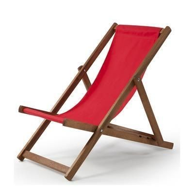 SOUTHSEA DECKCHAIR with Printed Cotton.