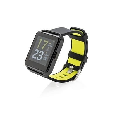 FULL COLOUR ACTIVITY WATCH in Black.