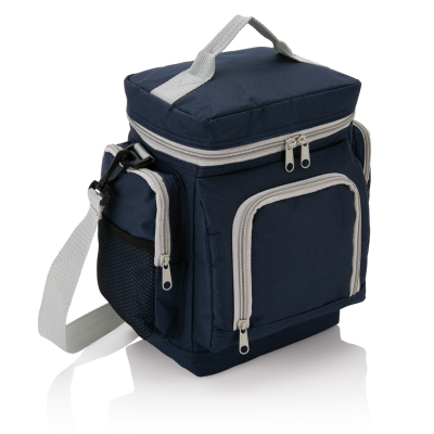 DELUXE TRAVEL COOL BAG in Blue.