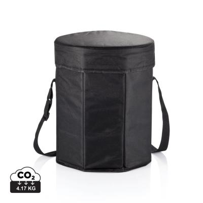 COOLER SEAT in Black.