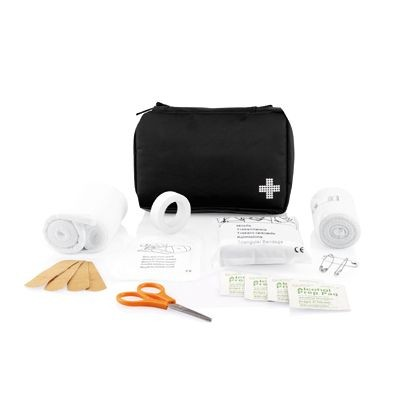 MAILABLE FIRST AID KIT.