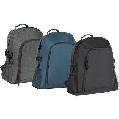 RECYCLED CHILLENDEN R-PET BUSINESS BACKPACK RUCKSACK COLLECTION.