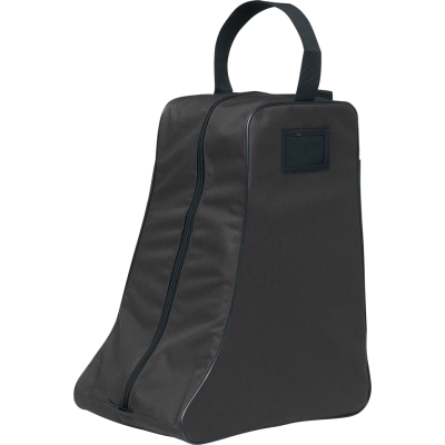 BARHAM WELLIE BOOT BAG in Black.