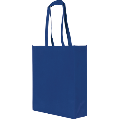 RAINHAM SHOPPER TOTE BAG in Royal Blue.