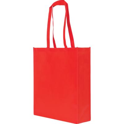RAINHAM SHOPPER TOTE BAG in Red.