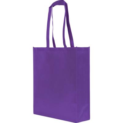 RAINHAM SHOPPER TOTE BAG in Purple.