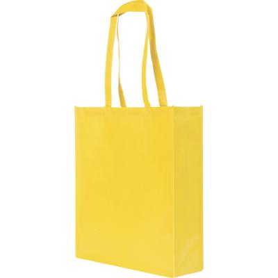 RAINHAM SHOPPER TOTE BAG in Yellow.