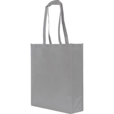RAINHAM SHOPPER TOTE BAG in Grey.