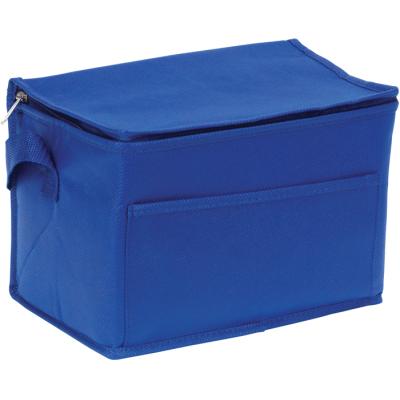 RAINHAM 6 CAN COOLER BAG in Royal Blue.