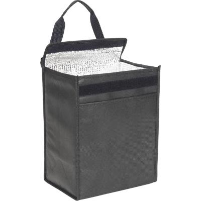 RAINHAM LUNCH COOLER BAG in Black.