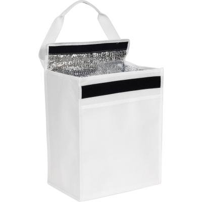 RAINHAM LUNCH COOLER BAG in White.