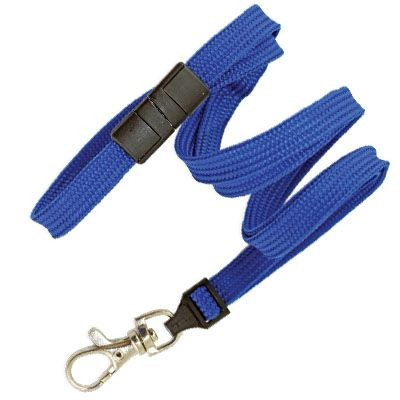 Picture of TUBULAR 10MM BREAK-AWAY LANYARD with Trigger Hook