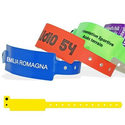 Picture of CUSTOM VINYL WRISTBAND 25MM