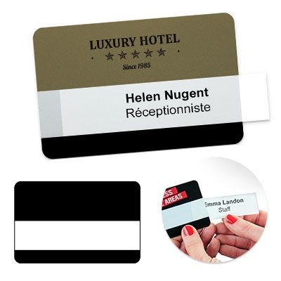 Picture of REUSABLE SELFIT® GRANDE NAME BADGE 95 X 62MM