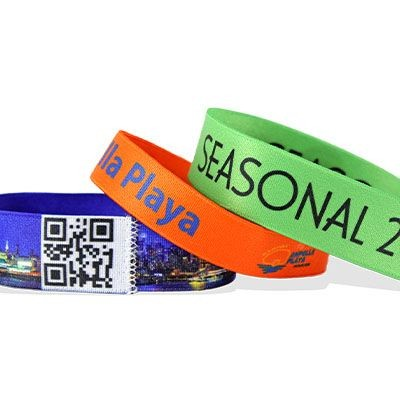 Picture of CUSTOM STRETCH WRISTBAND LARGE SIZE
