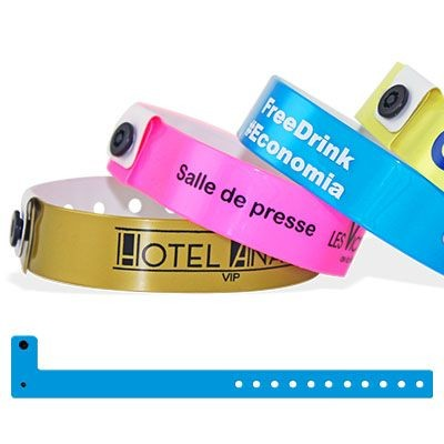 Picture of CUSTOM VINYL WRISTBAND