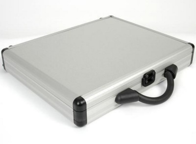 Picture of SLIM LINE PRESENTER CASE in Silver