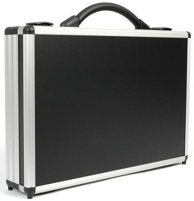 Picture of PRESENTATION BRIEFCASE in Black