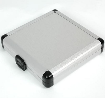 Picture of CD HOLDER CASE in Silver