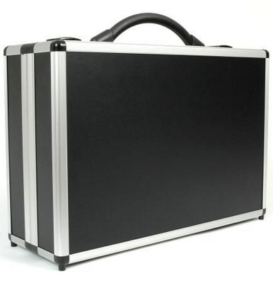 Picture of DIVIDE 150 PRESENTATION BRIEFCASE in Black