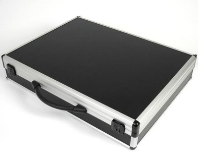 Picture of MAMMOTH 100 PRESENTATION BRIEFCASE in Black