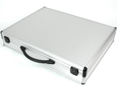Picture of MAMMOTH 100 PRESENTATION BRIEFCASE in Silver