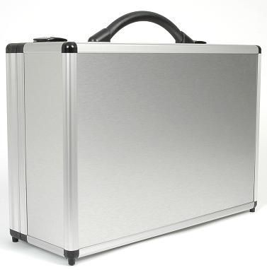 Picture of CLASSIC 127 PRESENTATION BRIEFCASE in Silver