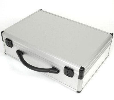 Picture of CLASSIC 150 PRESENTATION BRIEFCASE in Silver