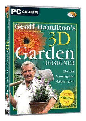 Picture of CD ROM - GARDEN DESIGNER
