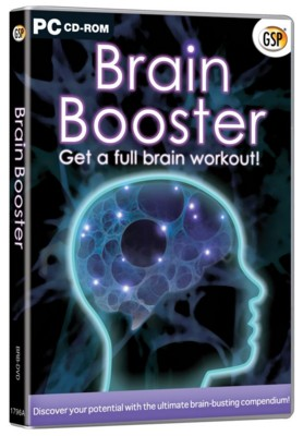Picture of CD ROM - BRAINBOOSTER