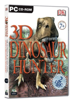Picture of CD ROM - DK DINOSAUR HUNTER