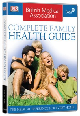 Picture of CD ROM - DK BMA FAMILY HEALTH ENCYCLOPEDIA