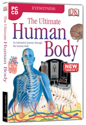 Picture of CD ROM - DK ULTIMATE HUMAN BODY