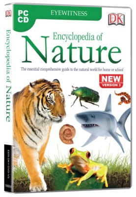 Picture of CD ROM - DK ENCYCLOPEDIA OF NATURE
