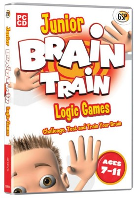 Picture of CD ROM - JUNIOR BRAIN TRAINING - LOGIC CD