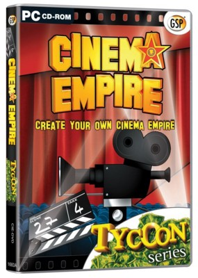 Picture of CD ROM - CINEMA EMPIRE