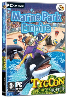 Picture of CD ROM - MARINE PARK EMPIRE