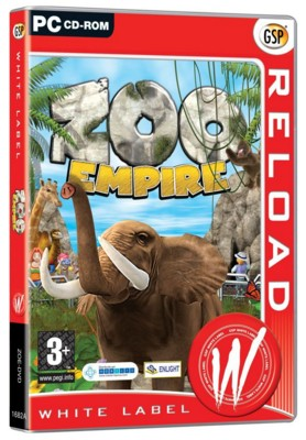 Picture of CD ROM - ZOO EMPIRE