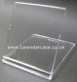 Picture of CD CALENDAR CASE in Clear