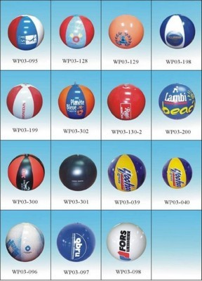 Picture of COLD AIR SEALED PVC BEACH BALL