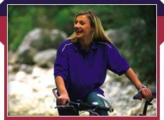 Picture of LADIES POLO SHIRT