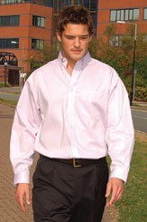 Picture of LONG SLEEVE OXFORD SHIRT