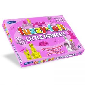 Picture of BOX OF FUZZY FELTS