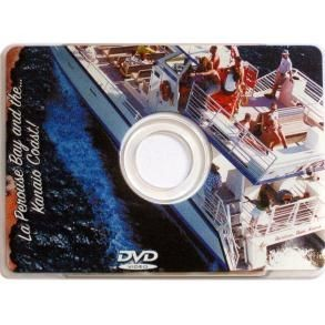 Picture of DVD MEDIA BUSINESS CARD