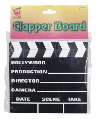 Picture of FILM CLAPPERBOARD