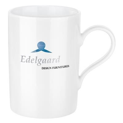 Picture of SENATOR PRIME SLIM PORCELAIN MUG in a Classic Shape