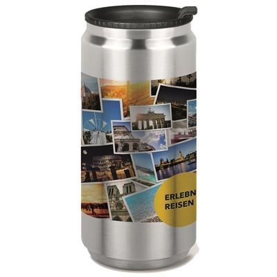Picture of SENATOR PICS KING CAN VACUUM THERMO MUG