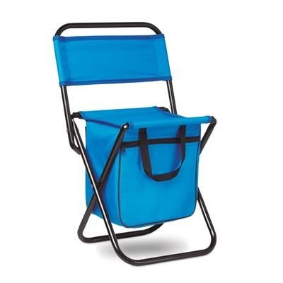 Picture of 600D POLYESTER FOLDING CHAIR with Storage & Cool Bag & Straps