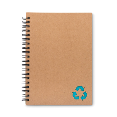 Picture of 70 LINED SHEET RING NOTE BOOK